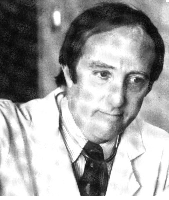 Dr. B. Frank Polk (1942-1988), physician, epidemiologist, pioneering researcher of HIV/AIDS